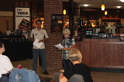October Chapter Meeting 10-13-11
