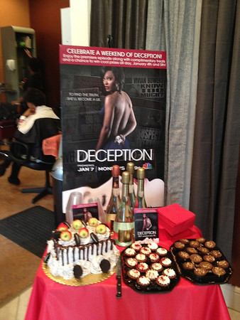 DECEPTION | Houston Salons