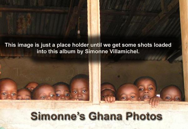 Simonne's Ghana Photos