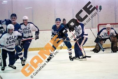 Colby Men's Hockey