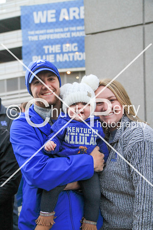 UK vs Tennessee 11.10.2019 Fans