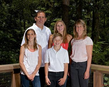 Landaiche Family 2011