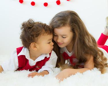 Moore Children Valentine's Mini-Session