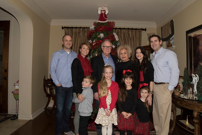Cumberland Family Christmas - Frisco - 2016