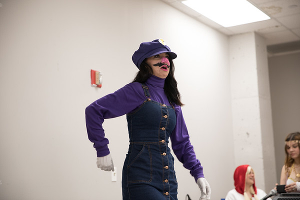 Cosplay Talent Show