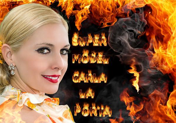 Carla la Porta - Actress, Model and Artist