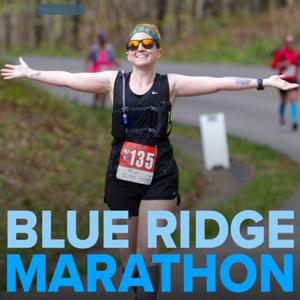 2021 Blue Ridge Marathon - Mill Mountain Pkwy