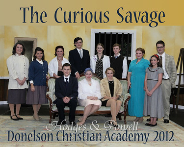 The Curious Savage 2012