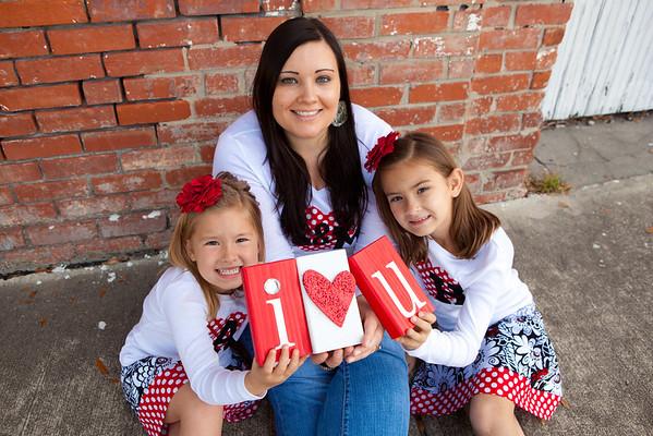 Ashely Cline - Valentines Day
