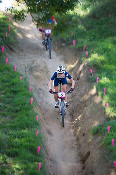 Annie Last descending