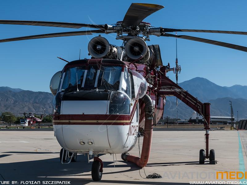 Helicopter Transport Services / Sikorsky CH-54B Skycrane / N722HT
