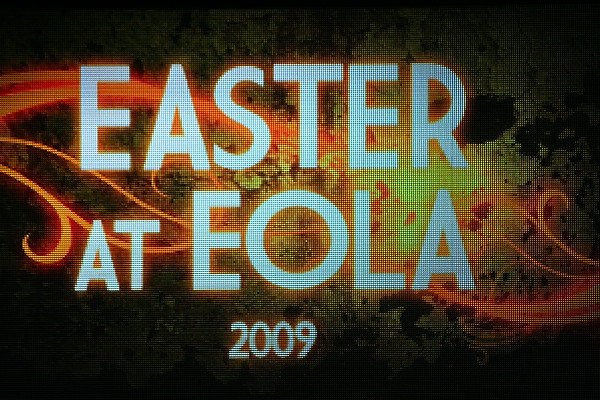 Easter at Eola 2009