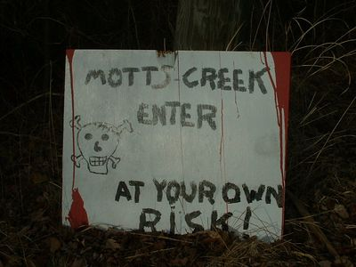 Motts Creek