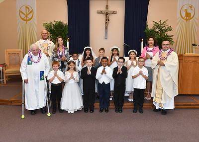 AMR 1st Communion