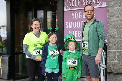 Finaghty's St. Patty's Day 5k 2019
