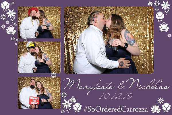 Nickolas and Marykate's Wedding