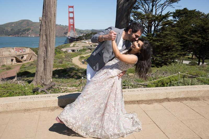 Alpana and Sahil - Engagement - Quick Look