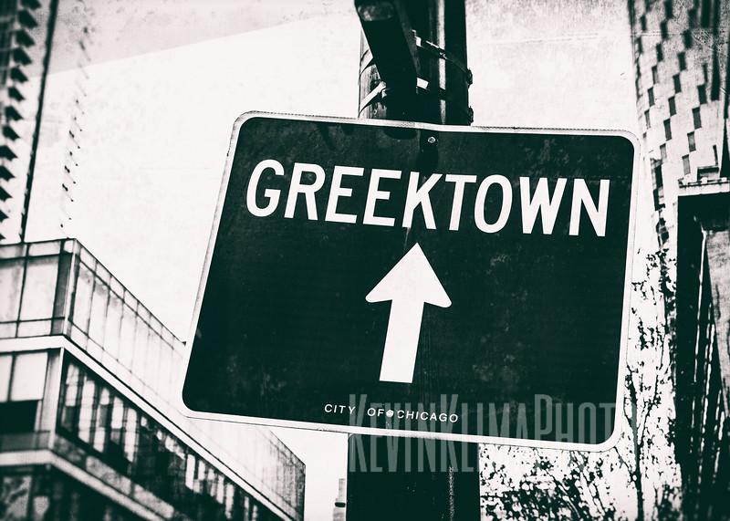 Greektown, Chicago