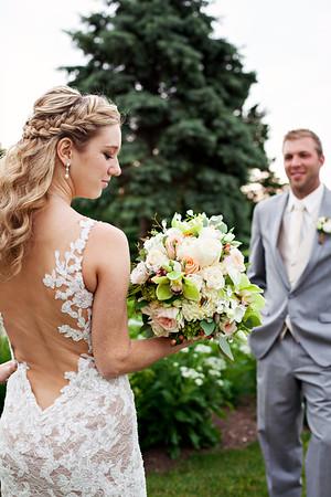 Heather & Dan {wedding day}