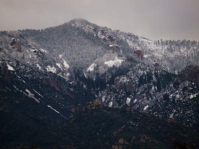 New Mexico snow, 2011-12