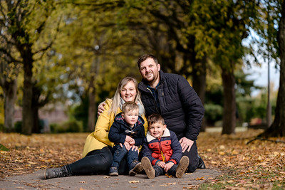 Aylene & David Family Shoot