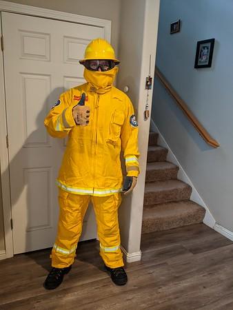 Firefighter Kyle