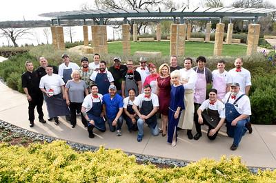 Dallas Arboretum Food & Wine Festival 2019
