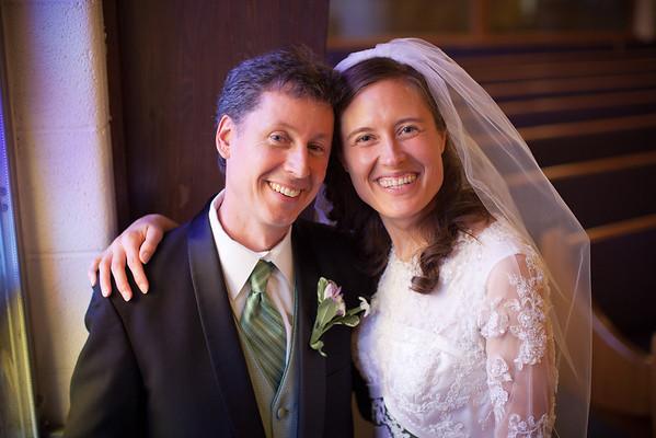 Rachel & Greg
