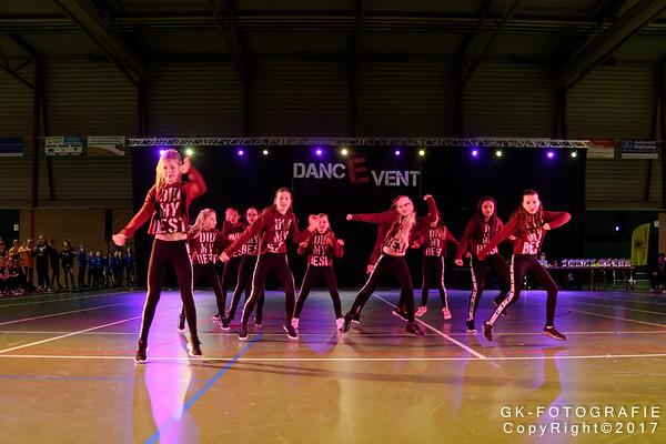 DanceEvent - UrbanRaw - Franeker - 29 januari