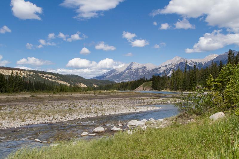 Athabasca River, Jasper