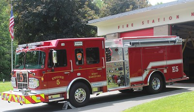 Apparatus Shoot - Engine 5, West Hartford, CT - 6/7/19