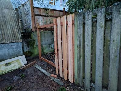 Madison fence