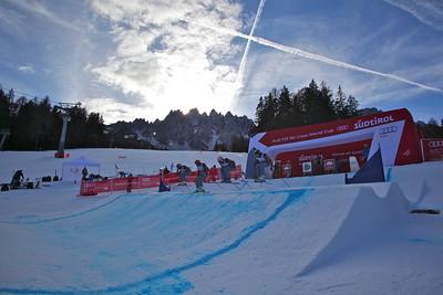 Audi FIS Ski Cross World Cup Innichen/San Candido