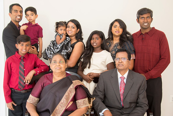 Venkatraj Family PhotoShoot