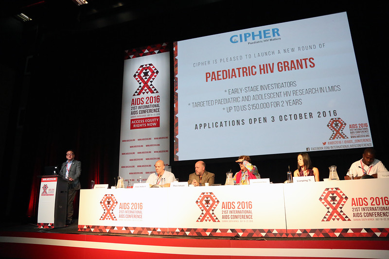 21st International AIDS Conference (AIDS 2016), Durban, South Africa. AIDS 2016 Pre-Conference Report Back (FRSS02) Friday 22nd July 2016 : Venue - Durban ICC - Session Room 7  Photo©International AIDS Society/Abhi Indrarajan