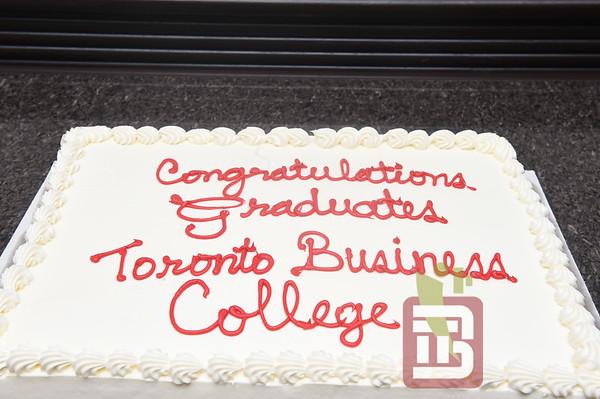 Toronto Business College- Graduation 2015