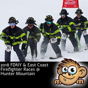 2018 FDNY & East Coast Firefighter Races