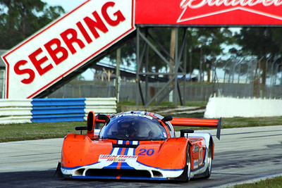 HSR Sebring 2013
