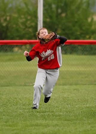 SN Softball vs Pioneer - Sectional 2011