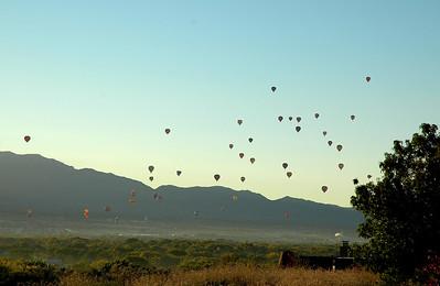 Albuquerque Balloon Fiesta 2006
