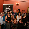 Members of the Newry Concern Group with John Daly who organised a Fashion Show for Concern Worldwide in Belinis, 07W13N57