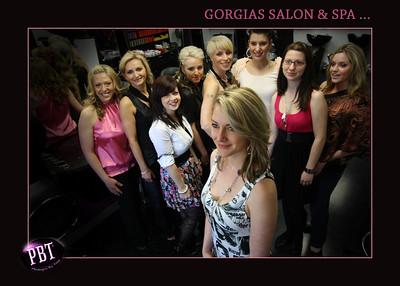 Gorgias Salon & Spa Grand Opening
