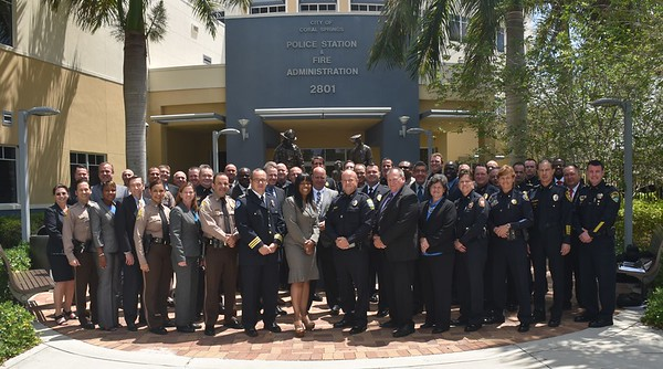 2017 Future Police Chiefs Training