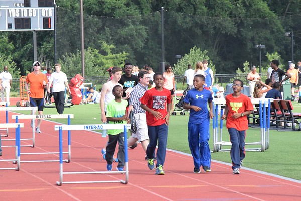 All-Comers Track Meet