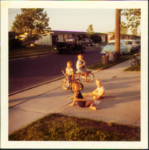 neighbor kids - Moses Lake, WA
