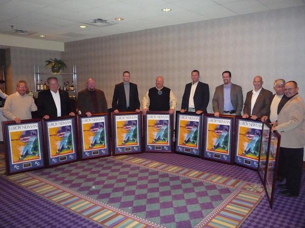 Sales Awards Banquet 2008