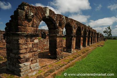 Jesuit Ruins of Encarnacion, Paraguay