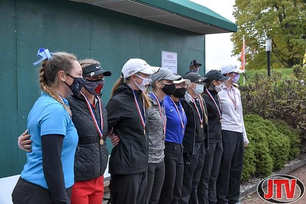 MHSAA State Girls Golf Finals 10-17-20