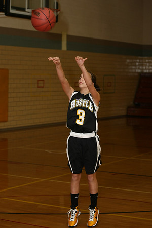 2010 Centerville Hustle Girls Basketball