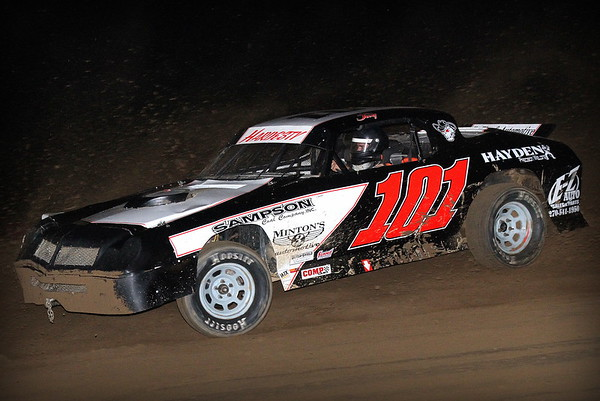 Windy Hollow Speedway; Race On Memorial
